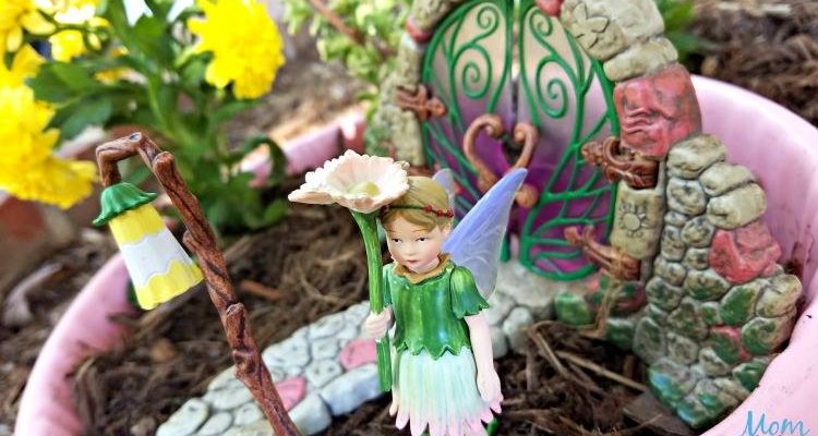 Flower Fairies Bring Joy & Happy Decor To Your Home