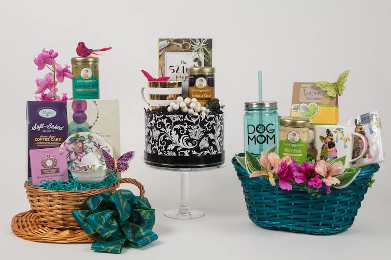Breast Cancer Awareness Campaign, Celebrate Woman Today, Nancy Parker, Cup of Hope Baskets