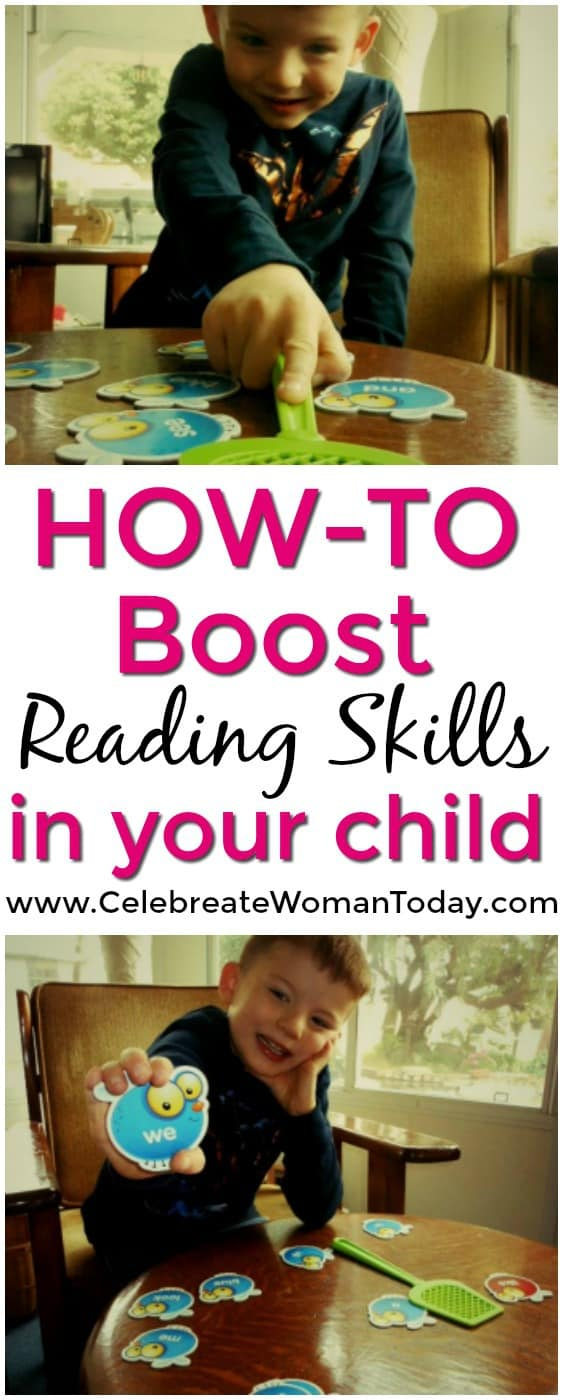 HOW-TO Boost Reading Skills, Educational Insights