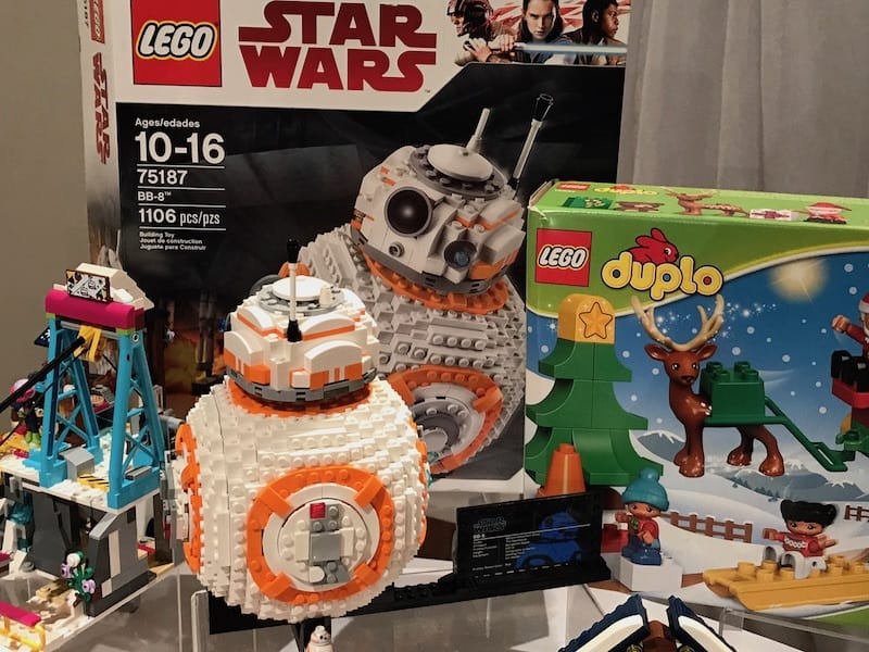 LEGO, TTPM HOLIDAY TOYS