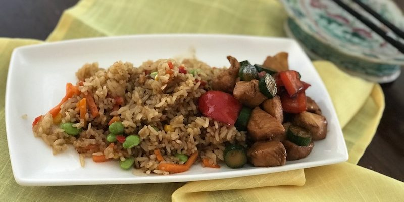 HOW-TO Make Easy Dinners With #LingLingAsianFood And Kung Pao Chicken