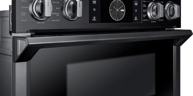 Holidays Prep With Chic High Tech Samsung Kitchen Appliances
