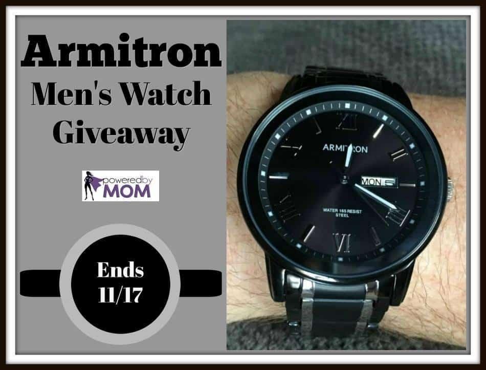 armitron watch for men