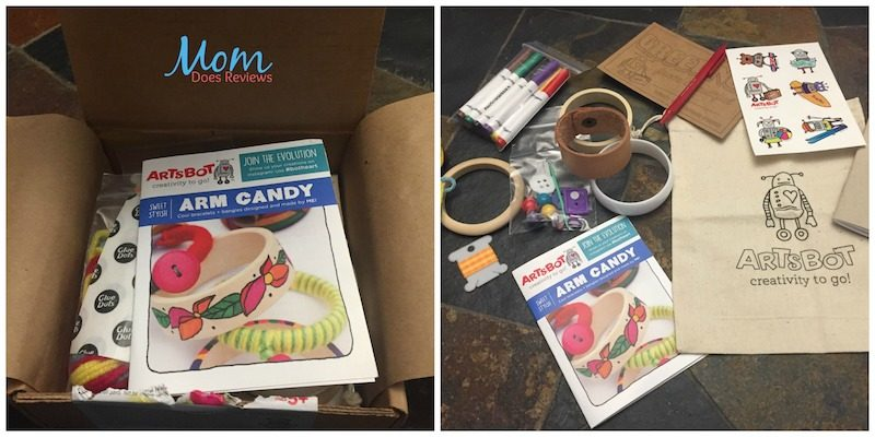 Win ARTSBOT Kits To Celebrate Creativity