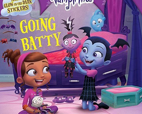 Halloween Will Be Kinder With Disney Vampirina #MyWOWgift