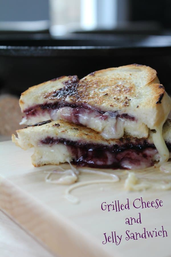 Easy Dinners Recipes, Grilled Cheese Sandwiches