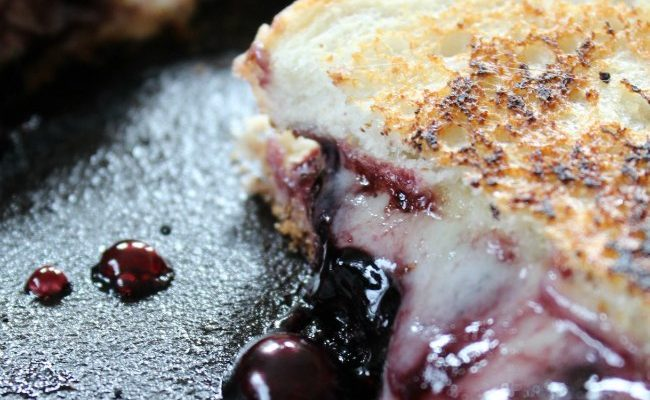 Grilled Cheese and Jelly Sandwiches #EasyDinners When You Pressed for Time