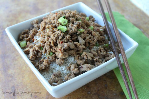 Easy Dinner With Korean Beef #EasyDinners #RecipeIdeas