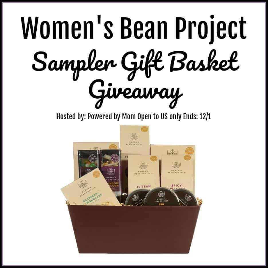 BEAN PROJECT GIFT BASKET