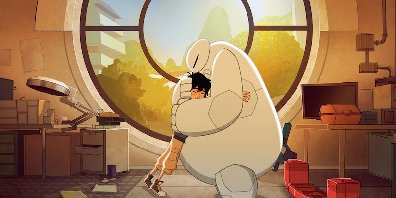 Big Hero 6 Is A Series Now on Disney XD #BigHero6