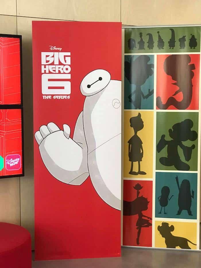 Big Hero 6 TV Series, Baymax Returns, Disney Studios