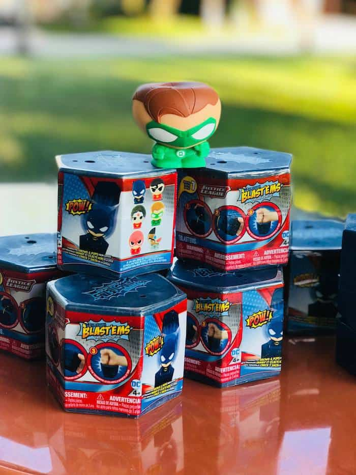 Blastems toys, Justice League Toys, stocking stuffers