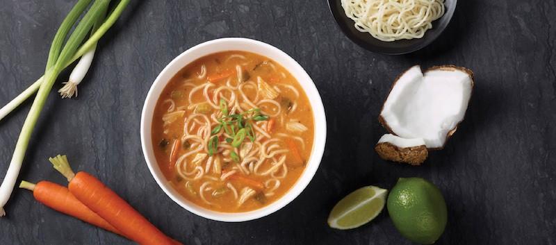 Blount Bowls Coconut Chicken & Noodle