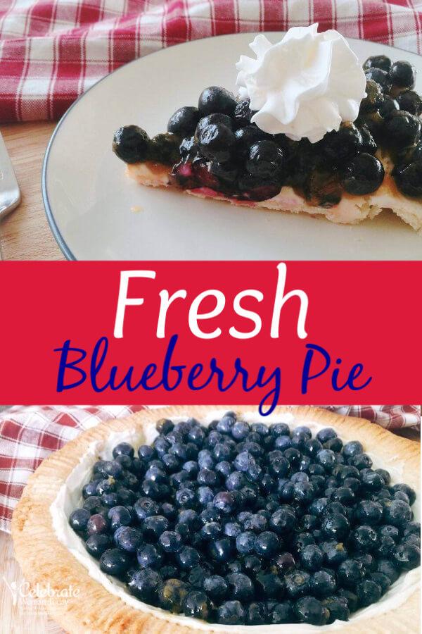 Blueberry pie best recipe