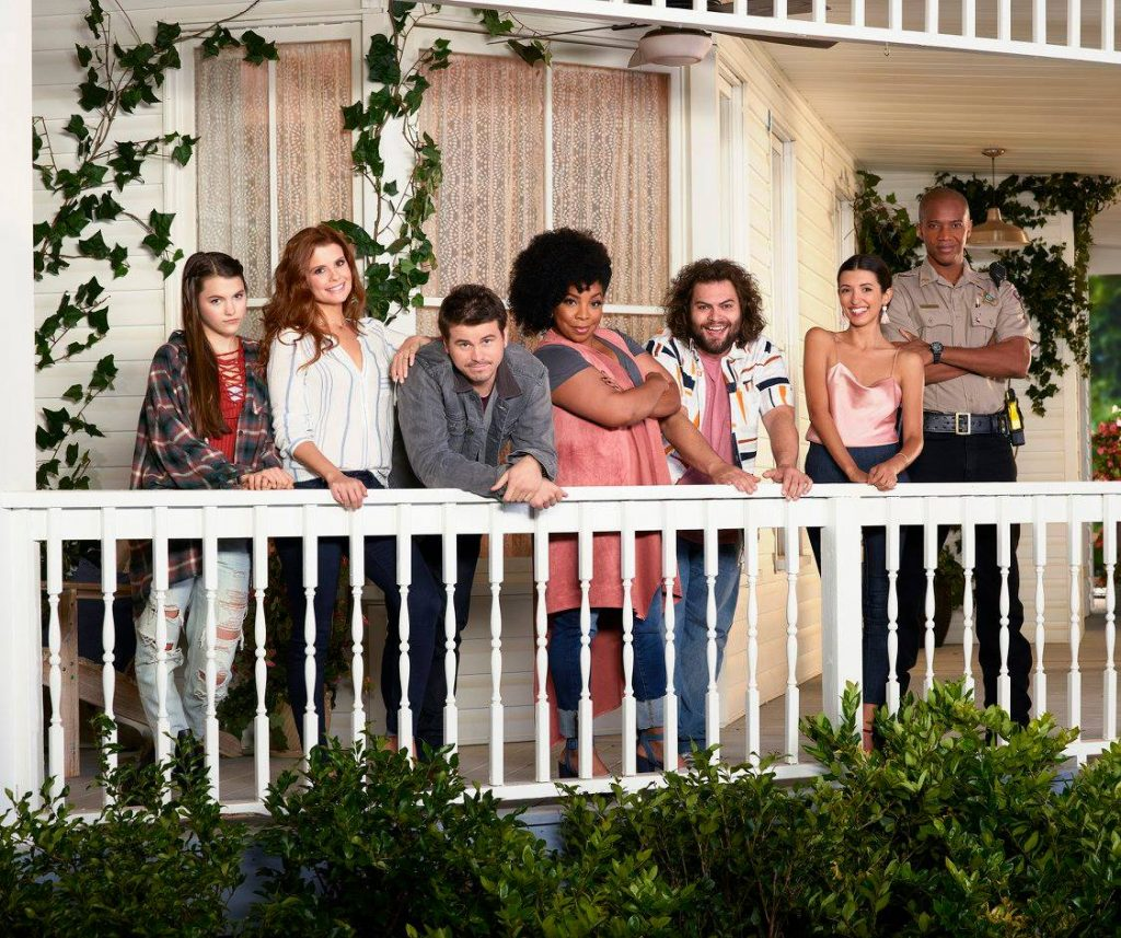 Kevin Probably Saves the World, ABC TV Drama