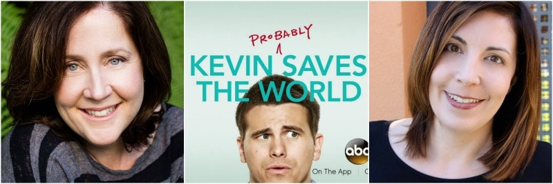 ABC Drama KEVIN (PROBABLY) SAVES THE WORLD Has Amazing Women Behind It