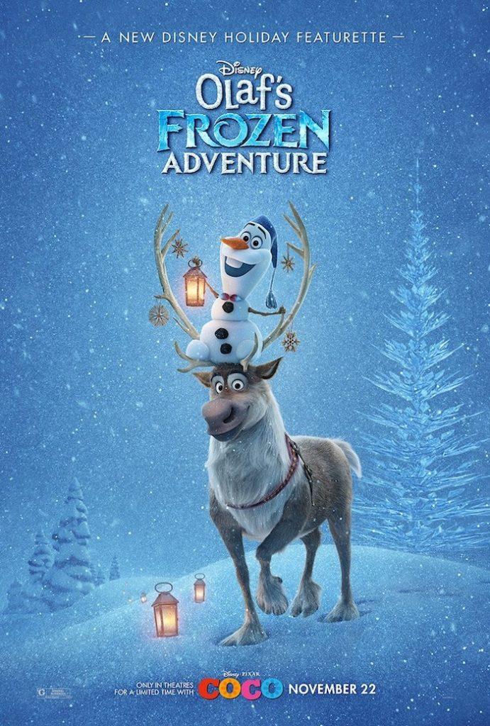 Olafs Frozen Adventures, COCO Red Carpet El Capitan Theatre Hollywood