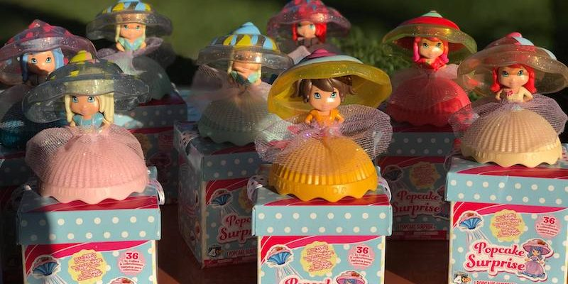 New Year, New Giveaway Hop, New Popcakes Surprise Dolls to Win!