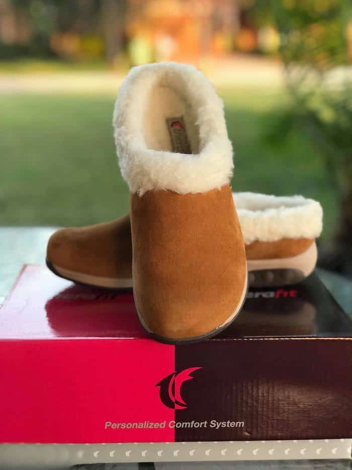 Therafit shoes, Therafit Slippers, comfortable shoes, healthy feet, stocking stuffers, gifts for Her