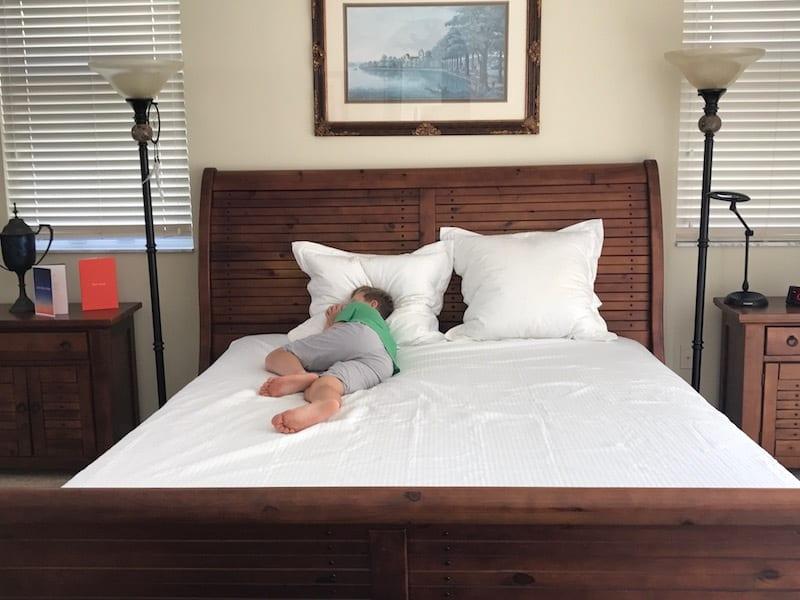 Perfect Sleeping Environment, Tomorrow Sleep Comforter, mattress