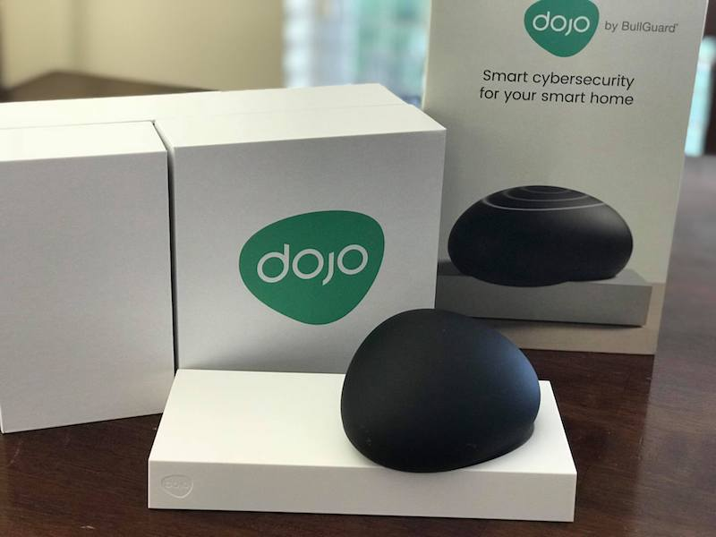 dojo cyber security for home