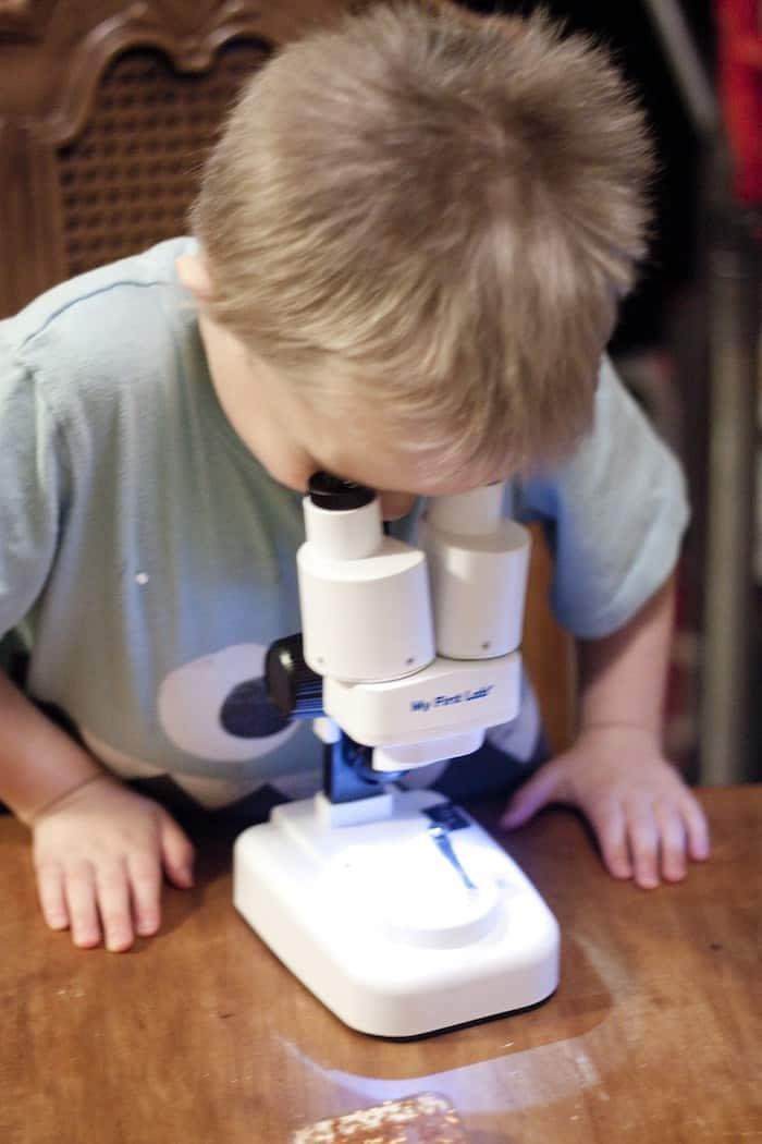 STEM education, WOW Microscope