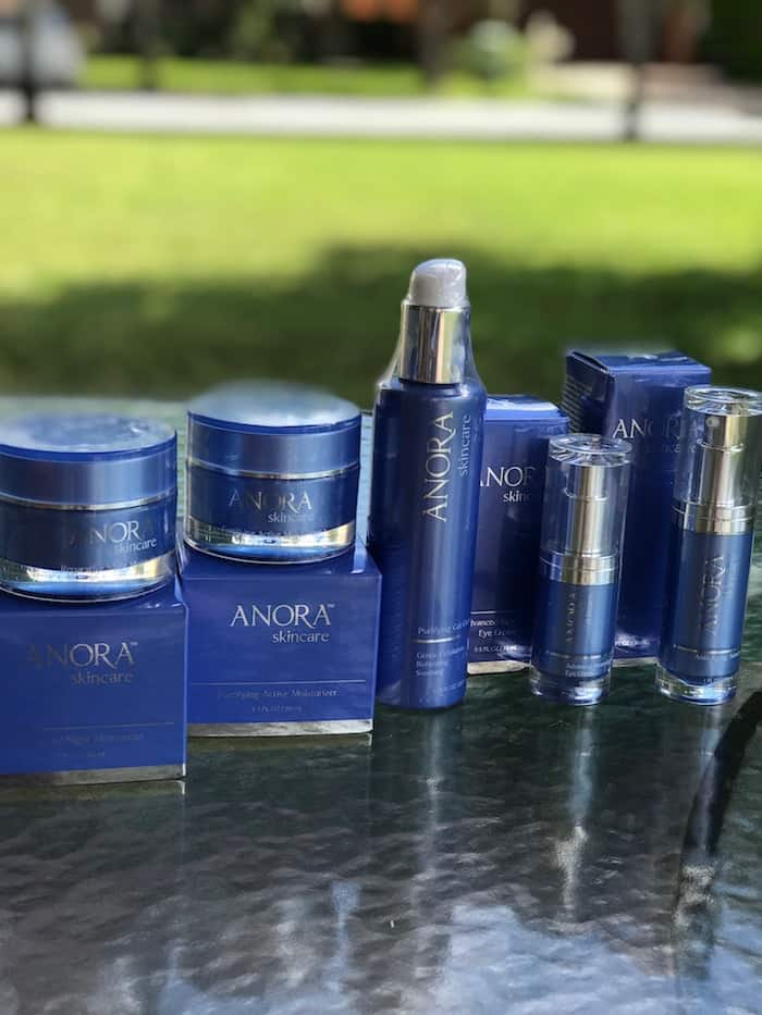 skin care, ANORA skin care for women, gift ideas, gifts for HER, stocking stuffer gifts