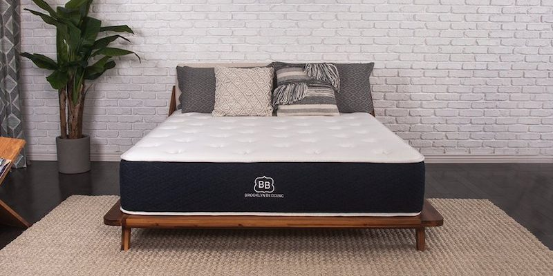 Sleep Is A Must! Win Brooklyn Bedding Bowery Mattress