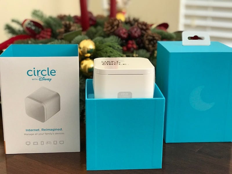 CIRCLE with Disney, Internet Parental Control