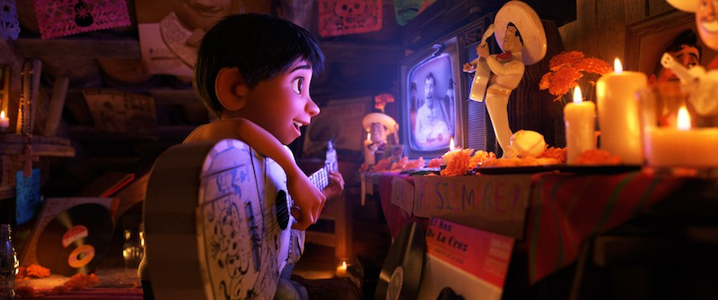The Skulls, Food And Guitar – 11 Fun Things That Check In Real Life Found In COCO