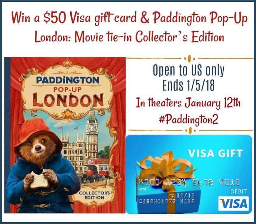 Paddington Bear movie 2