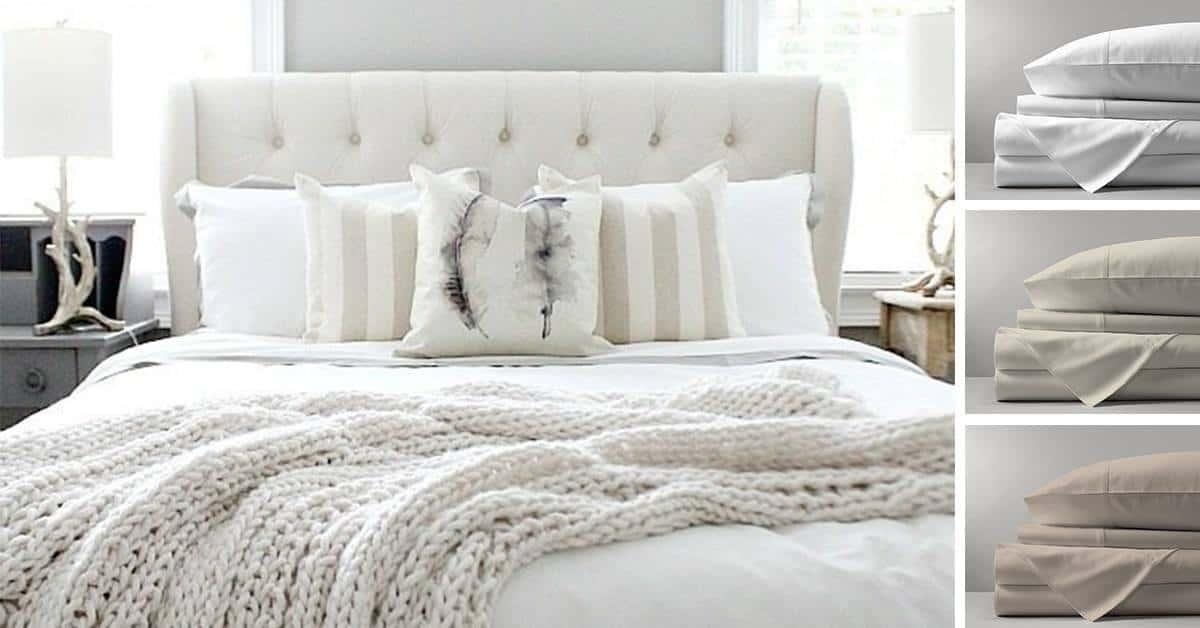 Breathable PeachSkinSheets bed sheets