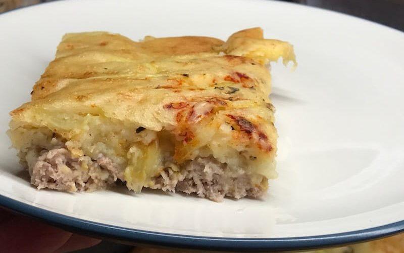 Easy Shepherd's Pie Casserole With Ground Beef  And Probiotics