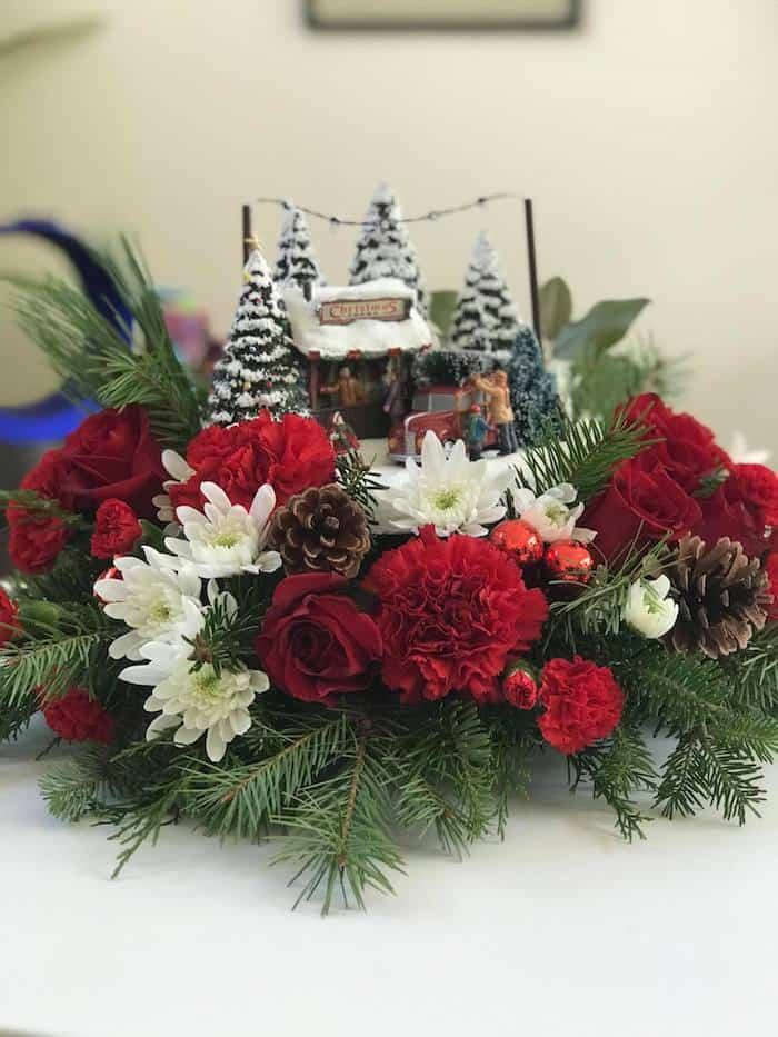 Teleflora Thomas Kinkade Flowers