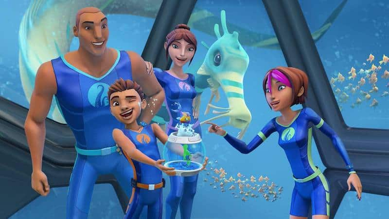 The Deep animation giveaway