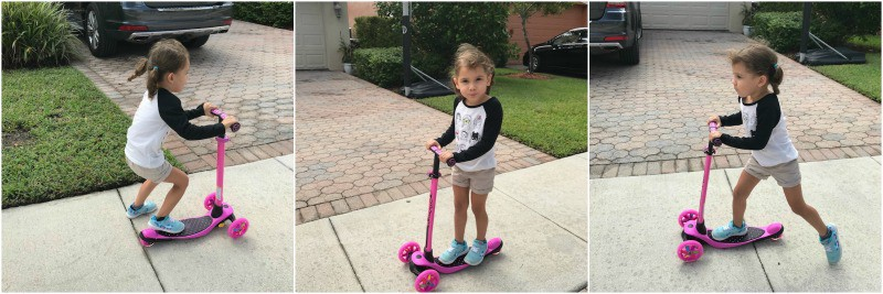 Gift Ideas With Health Benefits. Scooters for Children #MyWOWgift
