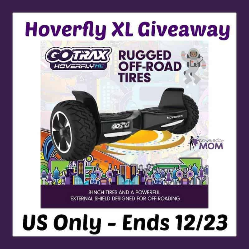 hoverfly giveaway