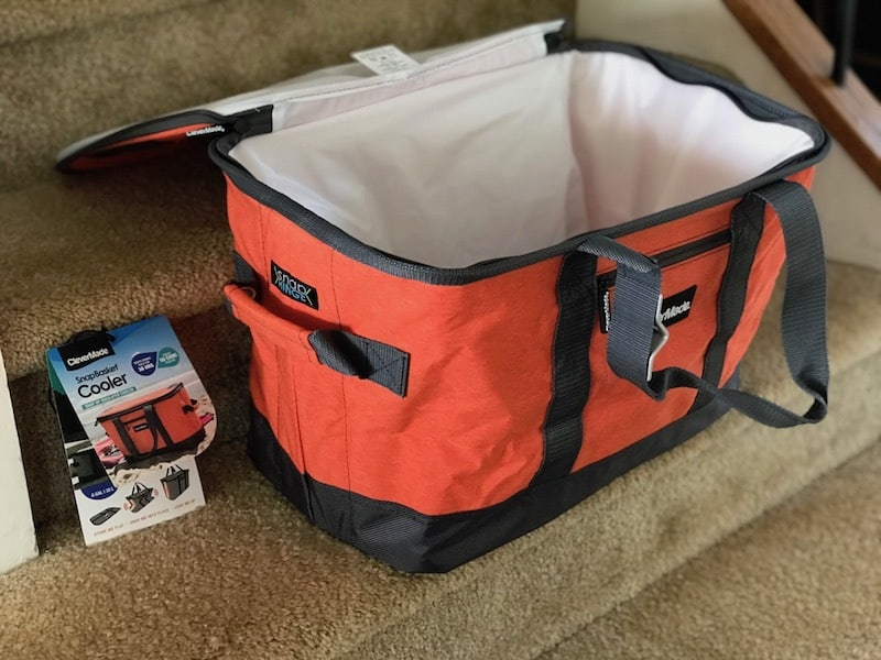 SnapBasket Cooler for Soccer Moms