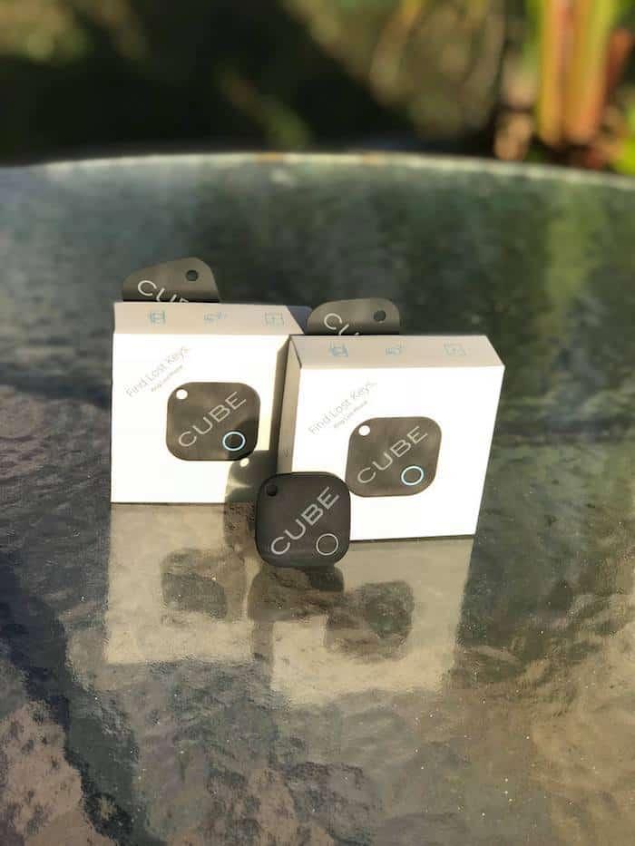Cube Tracker, Lost Keys Finder