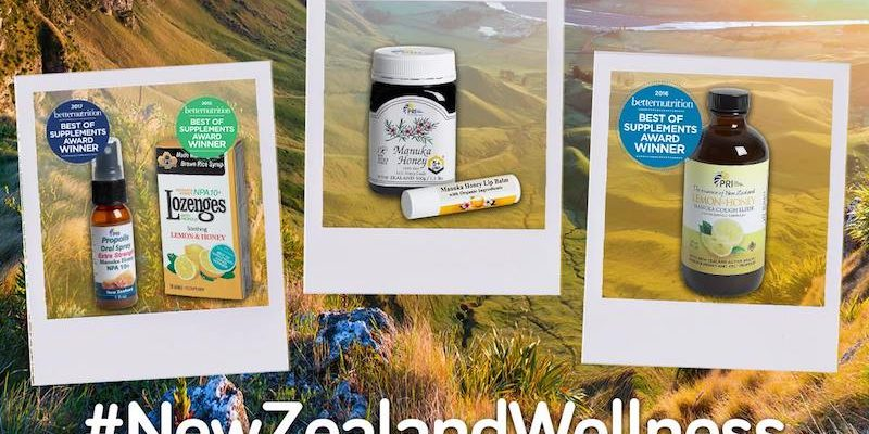 Win Manuka Honey Winter Wellness Prize Pack #HeartThis