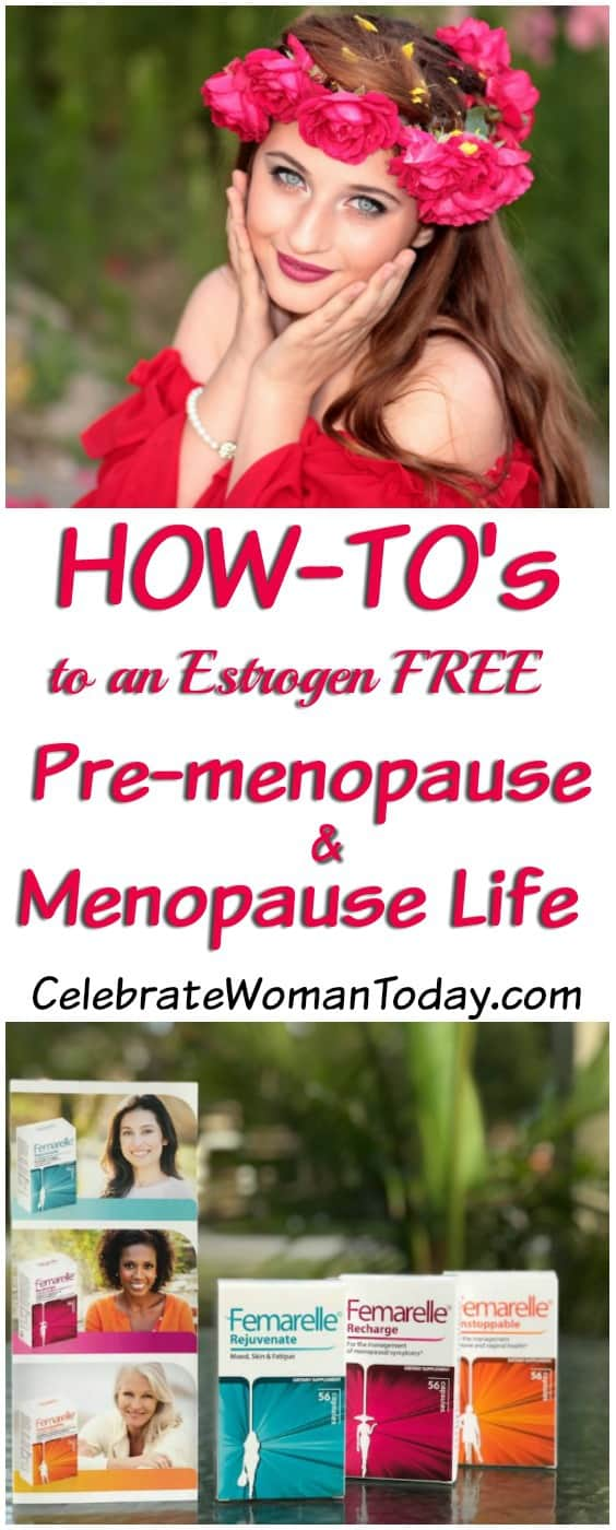 Some women choose not to take hormone therapy opting for natural remedies. What can you take for menopause hot flashes? Explore non-estrogen Femarelle. Over-the-counter effective sources could be your way to deal with menopause and peri-menopause #HeartThis #women #femarelle #estrogentherapy #nonestrogen #menopause #perimenopause #breastcancer #nonhormonal #womenshealth #health #menopausehealth
