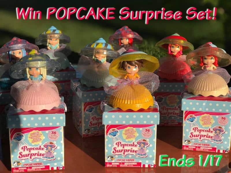 Popcake Surprise toys