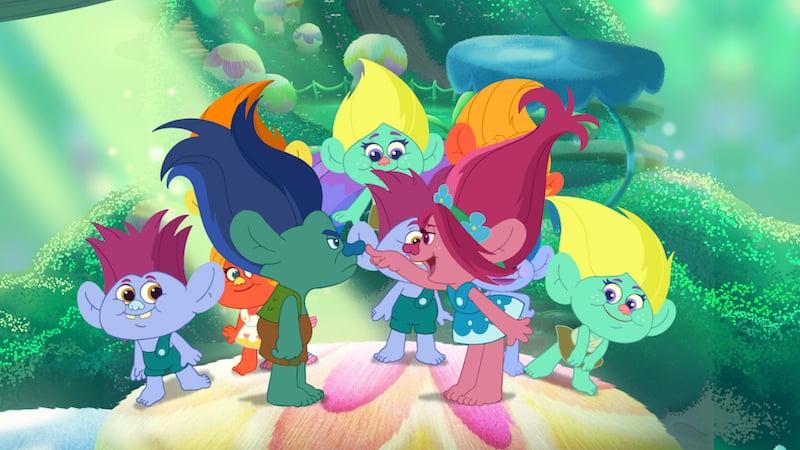 TROLLS THE BEAT GOES ON, Netflix Series, DreamWorks Trolls