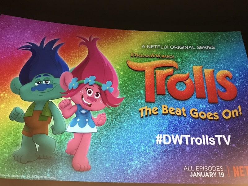 Trolls The Beat Goes On, Netflix series