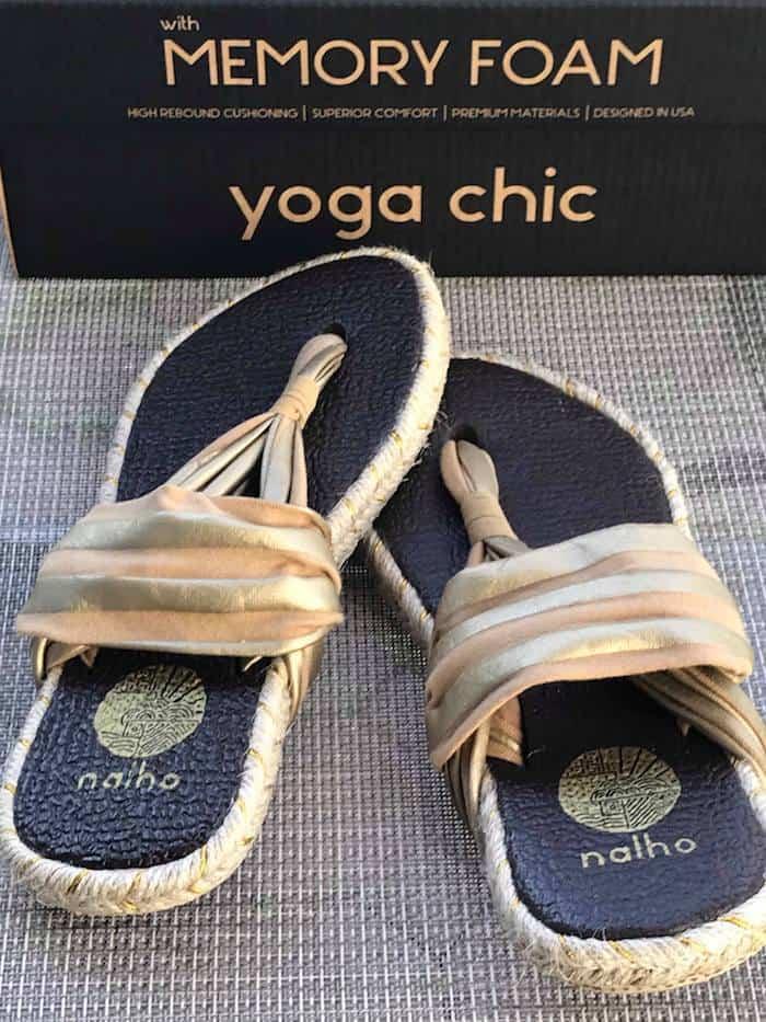 nalho yoga mat espadrilles, yoga mat memory foam shoes