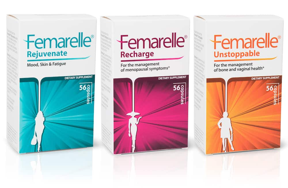 Femarelle, premenopausal symptoms, perimenopause symptoms