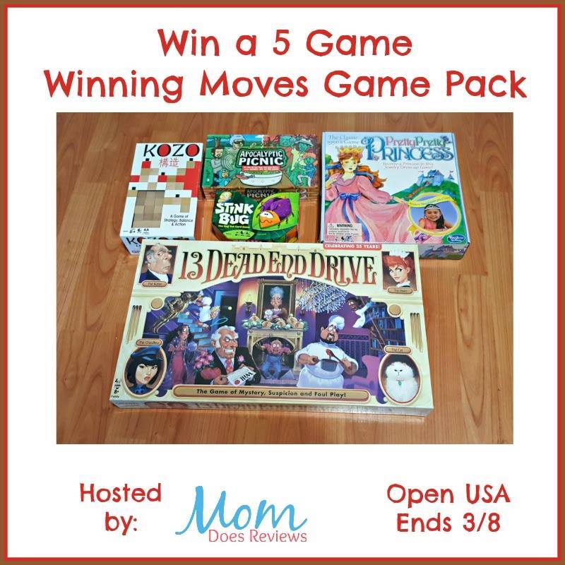 Winning Moves games has the richest collection of games for families