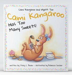 Cami Kangaroo Bood, Stacy Bauer Author, Kickstarter