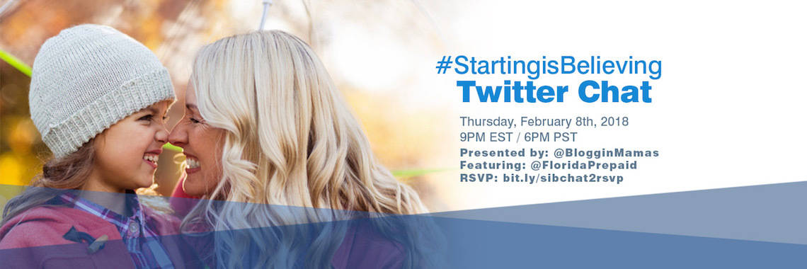 Florida Prepaid Twitter Party – Join In #StartingIsBelieving