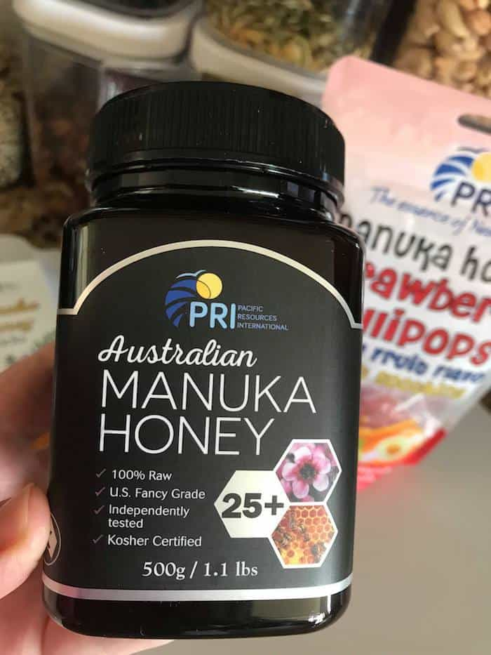 Manuka Honey, Glowing Skin Regiment